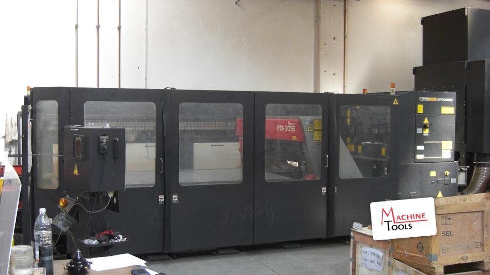 macchine laser usate amada