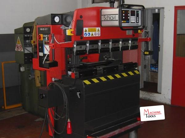 presse piegatrici usate schiavi machine tools srl